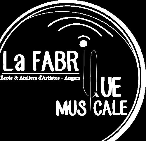 Logo école de musique la fabrique musicale angevine